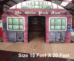 INFLATABLE PUB ADULTS
