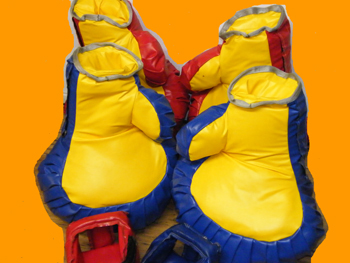 Over Sized Giant Boxing Gloves