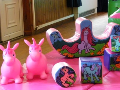 Unicorns Soft Play