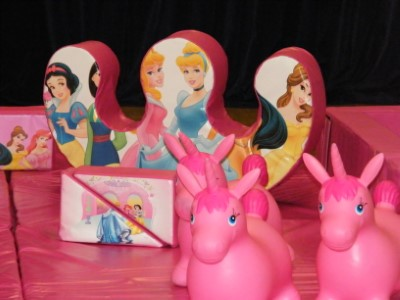 Fairytales Princesses Soft Play Shapes