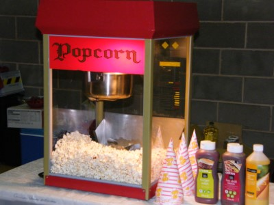 View Fun Food Station Popcorn Machine
