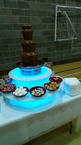 View Fun Food Station Chocolate Fountain
