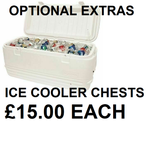 Hire Ice Cooler Chests