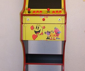 Retro Pac Man 2 Players Arcade Machine