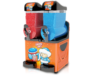 Twin Slush Machine Children